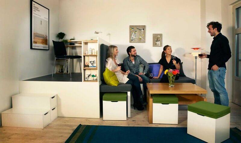 Darunter Fallen Platzsparende Betten, Tische, Garderoben, Wäscheständer,  Sofas, Treppen, Sofas U0026 Couches Mit Schlaffunktion Und Platzsparende Möbel  Für Den ...
