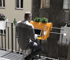 ▷ Platzsparende Balkonmöbel - Kleiner Balkon? Kein Problem! ++ ...