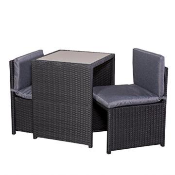 platzsparendes set sitzgruppe von maco. Black Bedroom Furniture Sets. Home Design Ideas