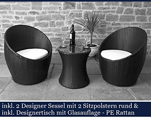 platzsparende balkonm bel polyrattan platzsparende m bel. Black Bedroom Furniture Sets. Home Design Ideas