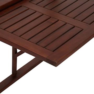 platzsparender balkontisch ultranatura platzsparende. Black Bedroom Furniture Sets. Home Design Ideas