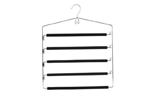 platzsparender kleiderb gel hosenb gel von zeller. Black Bedroom Furniture Sets. Home Design Ideas