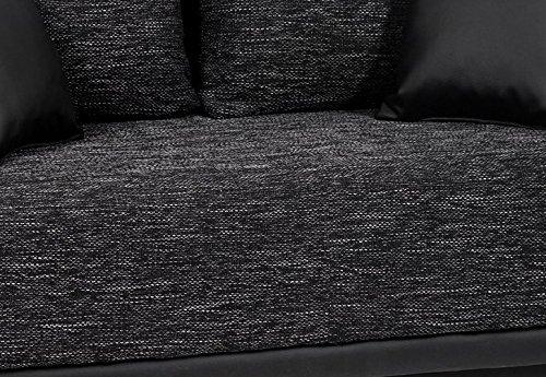 Couch mit Schlaffunktion Liegefläche
