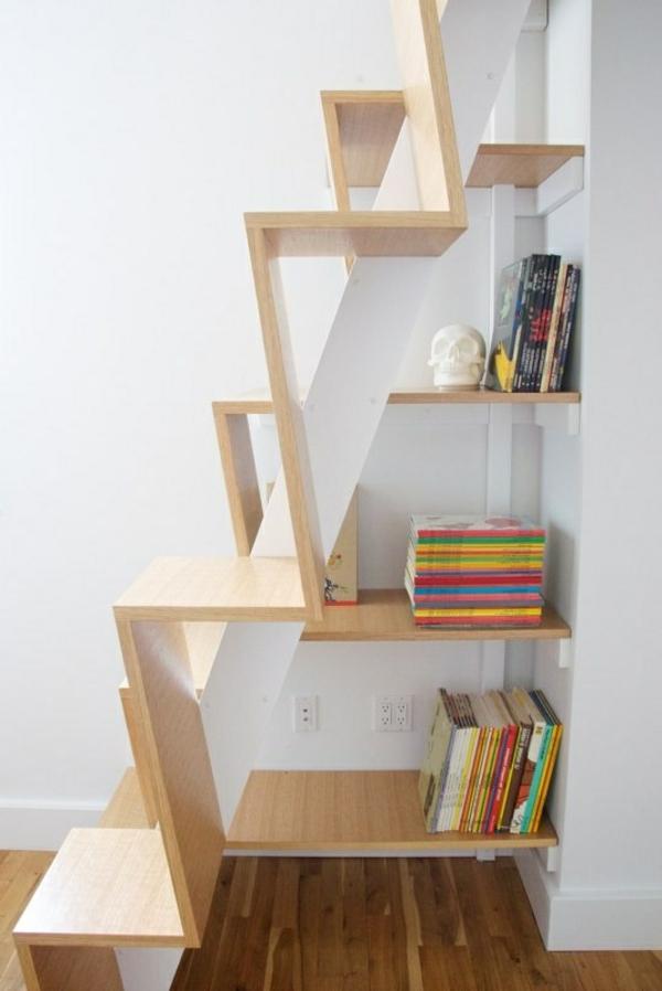 platzsparende treppe 2017 die besten m glichkeiten. Black Bedroom Furniture Sets. Home Design Ideas