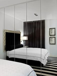 Spiegel für kleines Schlafzimmer